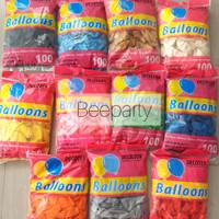 Balon Lateks Latex Metalik