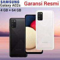 Samsung Galaxy A02s 4/64 Garansi Resmi Indonesia SEIN RAM 4GB 64GB