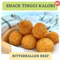 Bitterballen Cheese Beef Makanan MPASI-Frozen Food