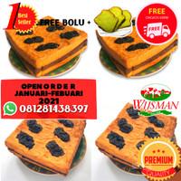 Kue Lapis surabaya SPECIAL WISMAN 22x22 Homemade