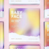 Baby Face Skin Reboot Peel Mask