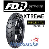 Ban Luar FDR Maxtreme Tubeless (TL) 130/70-17