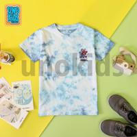 Kaos Tie Dye Anak Laki-Laki , Karakter Superhero