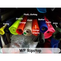 Bahan Kain WP Ripstop Parasit Parasut Waterproof Jaket Cover Mobil