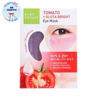 BABY BRIGHT - TOMATO & GLUTA BRIGHT EYE MASK - IMPORT BANGKOK