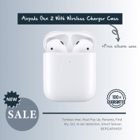 Apple Airpods Gen 2 2021 Wireless Charging Case (IMEI & Serial Number)