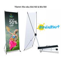 Ybanner 60x160 | Xbanner | Standing Banner