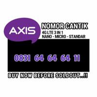nomor cantik Axis 0831 64 64 64 11
