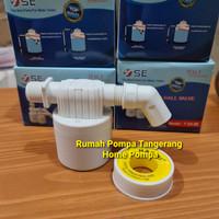 Floating pelampung ball valve pelampung tandon air model T 1/2 SE