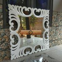 pigura cermin hias/pigura cermin hias ukir/cermin hias/hiasan dinding