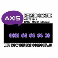 nomor cantik Axis 0831 64 64 64 28