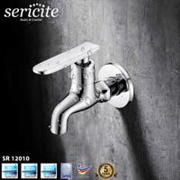 SERICITE Kran Air Tembok Kamar Mandi