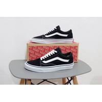 Sepatu Vans Oldskool Black White Sepatu Sekolah Sepatu Santai
