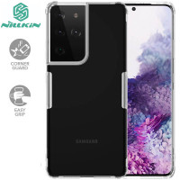 Nillkin Nature TPU Case Samsung Galaxy S21 Ultra - Original Clear Soft