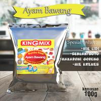 Bumbu Tabur Kingmix Rasa Original Ayam Bawang 100gr