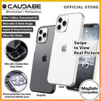 Original Caudabe Lucid Clear Case iPhone 12 Pro Max 12 Pro 12 12 Mini