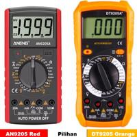 Multitester / Multimeter / Avometer DIGITAL Landeks DT-9205A DT9205A