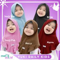 Kerudung Anak Jilbab Hijab Anak Bayi Perempuan Premium Yuki Daily
