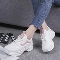 Sepatu Sport Casual Wanita Import Free Kaos Kaki
