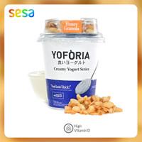 Yoforia Creamy Yogurt - Honey Granola 90 g