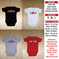 Baju Bayi air Jordan basket basketball kado newborn romper kaos