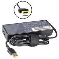 Adaptor Lenovo 20V-6.75A 135W USB PIN CENTRAL Original