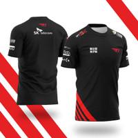 BAJU JERSEY GAMING ESPORT SKT T1 Pro Player Team LCK 2020 LoL