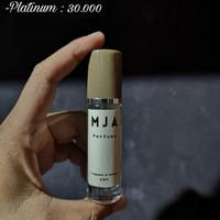 parfume refill PLATINUM identik, bisa digunakan untuk shalat