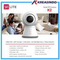 Xiaomi Xiaoyi YI Lite K2 Full HD1080P Camera Smart CCTV Resmi