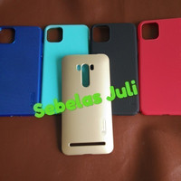 Nillkin Frosted Hardcase Casing For Huwaei Honor 3c - Black