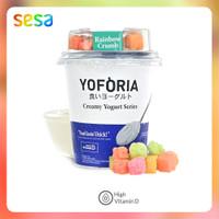 Yoforia Creamy Yogurt - Rainbow Crumb 90 g