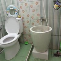 bak mandi minimalis terasso 65x45cm