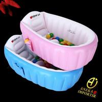 Bak Mandi Bayi Tiup Angin / Intime Inflatable Baby Bath Tub