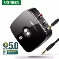 Ugreen Bluetooth Receiver V5.0 APTX 2RCA 3.5mm Audio Wireless Adapter