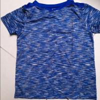 Kaos Olahraga Kalenji Decathlon Anak Kids Sport Shirt