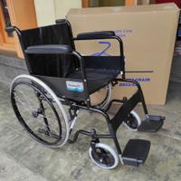 Kursi roda Husada onemed ban mati