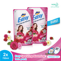 Attack Liquid Easy Sparkling Blooming 750 Ml Twinpack