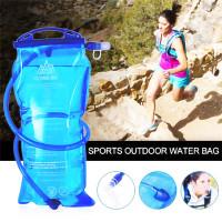 TaffSPORT Kantung Air Minum Sepeda Bike WaterBackpack 2L - SD16 - Blue