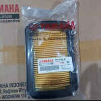 filter udara vixion new( baru ) asli yamaha 1PA E4450 00