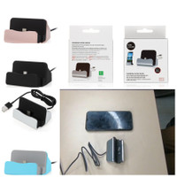 Charger Handphone USB type C Stand Charger Dock Station Type-C - TCCH