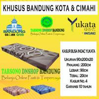 Kasur Busa Inoac Yukata Tebal 20cm Ukuran 90x200x20 | Khusus Bandung