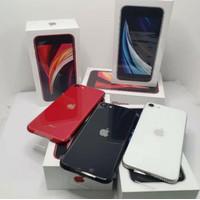 IPHONE SE 2 64 GB - FULLSET - Mulus - Apple 64GB - COD JAKARTA