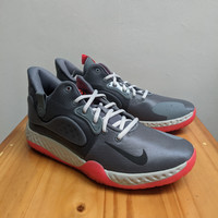 (BNIB) ORIGINAL Sepatu Basket NIKE Kd Trey 5 Vii Ep - Smoke Grey