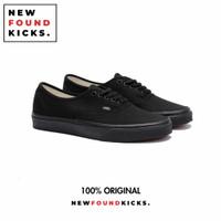 Vans Authentic Black/Black Classic Original