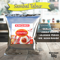 Kingmix Sambal Tabur 50g