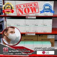 LG PuriCare Wearable Air Purifier Mask - Medan SUMUT - HARGA GROSIR!!