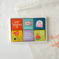 Chocolate Valentine's Day Gift - Letter Box (2x3)