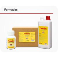 FORMADES 1 liter efektif membasmi virus, bakteri, jamur dan spora