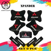 Bantal Mobil Xpander Set 9 pcs / Bantal Jok Mobil Xpander Set 9 pcs