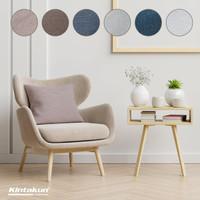 Kintakun Sarung Bantal Sofa Cushion Cover 45x45cm